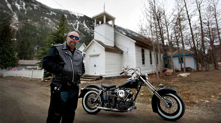 Sam Childers the man, the mission, all for the one that SAVED him.